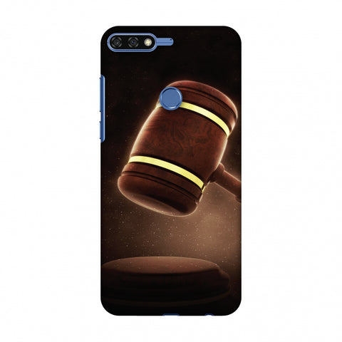 Lawyers 2 Slim Hard Shell Case For Huawei Honor 7C