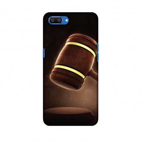 Lawyers 2 Slim Hard Shell Case For Oppo Realme C1
