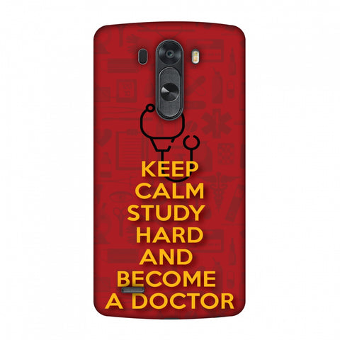 Doctors Quote Slim Hard Shell Case For LG G4