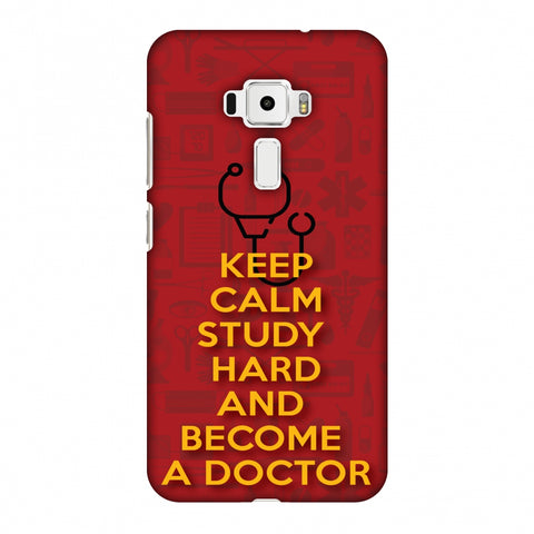 Doctors Quote Slim Hard Shell Case For Asus Zenfone 3 ZE520KL
