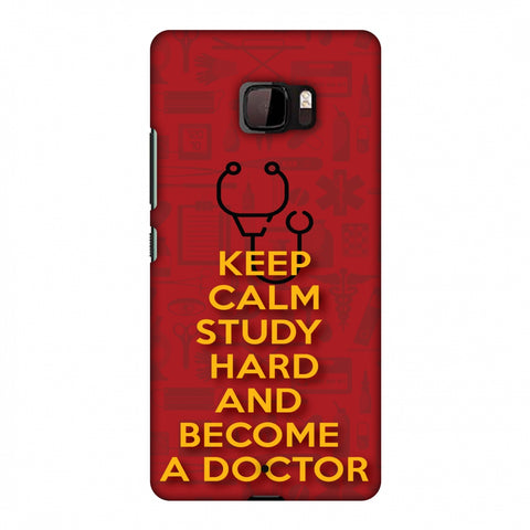 Doctors Quote Slim Hard Shell Case For HTC U Ultra