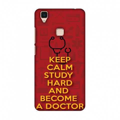 Doctors Quote Slim Hard Shell Case For Vivo V3