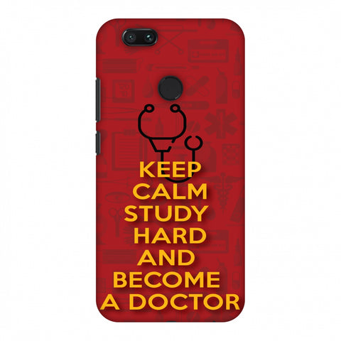 Doctors Quote Slim Hard Shell Case For Xiaomi MI A1-5X