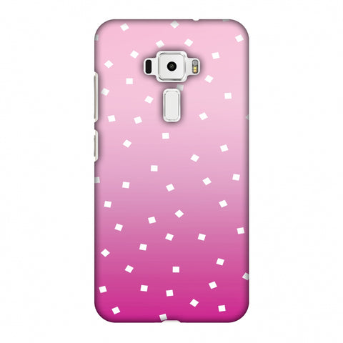 Pink Bits Slim Hard Shell Case For Asus Zenfone 3 ZE520KL