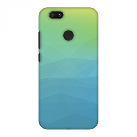 Polygon Fun 2 Slim Hard Shell Case For Xiaomi MI A1-5X