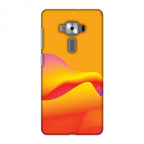 Pink Gradient Slim Hard Shell Case For Asus Zenfone 3 Deluxe ZS570KL
