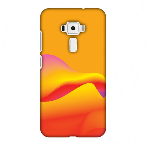 Pink Gradient Slim Hard Shell Case For Asus Zenfone 3 ZE520KL