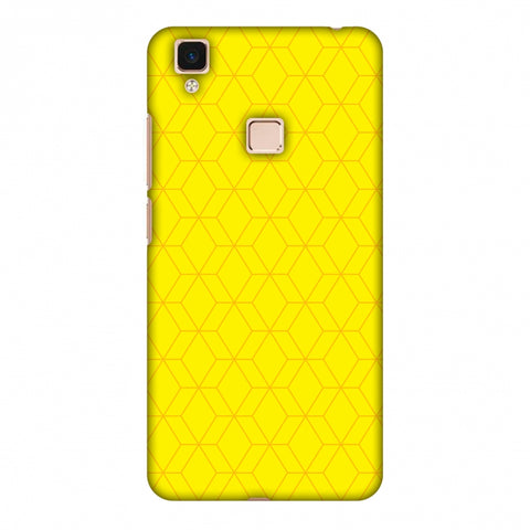 Hexamaze 1 Slim Hard Shell Case For Vivo V3 Max