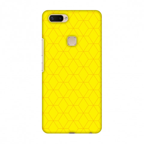 Hexamaze 1 Slim Hard Shell Case For Vivo X20 Plus