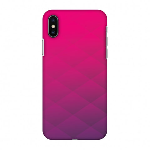 Intersections 1 Slim Hard Shell Case For Apple iPhone X