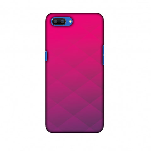 Intersections 1 Slim Hard Shell Case For Oppo Realme C1