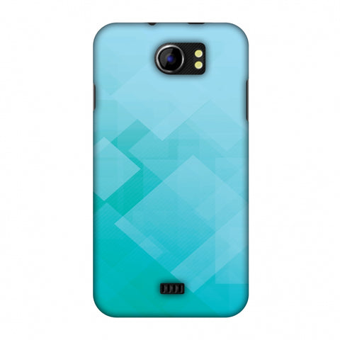 Intersections 3 Slim Hard Shell Case For Micromax Canvas 2 A110