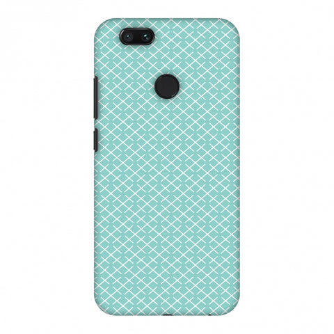 CheckeRed In Pastel Slim Hard Shell Case For Xiaomi MI A1-5X