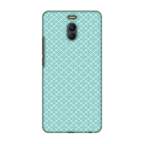 CheckeRed In Pastel Slim Hard Shell Case For Meizu Note 6