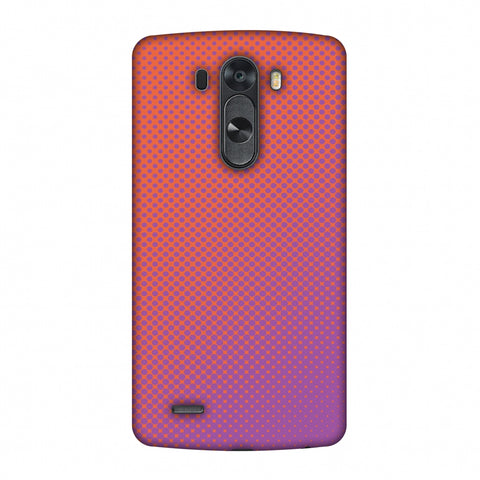 Vintage Dot Pop 1 Slim Hard Shell Case For LG G4
