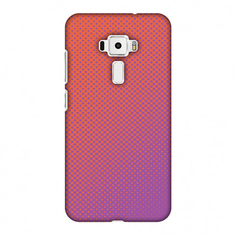 Vintage Dot Pop 1 Slim Hard Shell Case For Asus Zenfone 3 ZE520KL