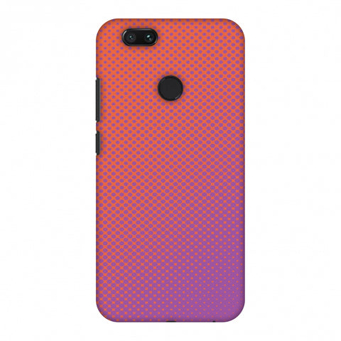 Vintage Dot Pop 1 Slim Hard Shell Case For Xiaomi MI A1-5X