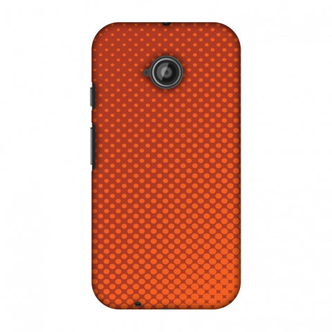 Vintage Dot Pop 2 Slim Hard Shell Case For Motorola Moto E 2nd Gen