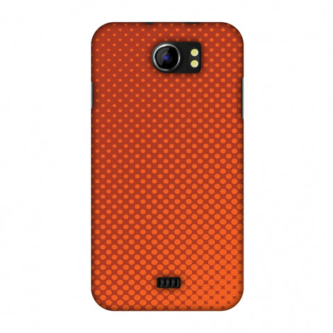 Vintage Dot Pop 2 Slim Hard Shell Case For Micromax Canvas 2 A110