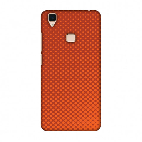 Vintage Dot Pop 2 Slim Hard Shell Case For Vivo V3