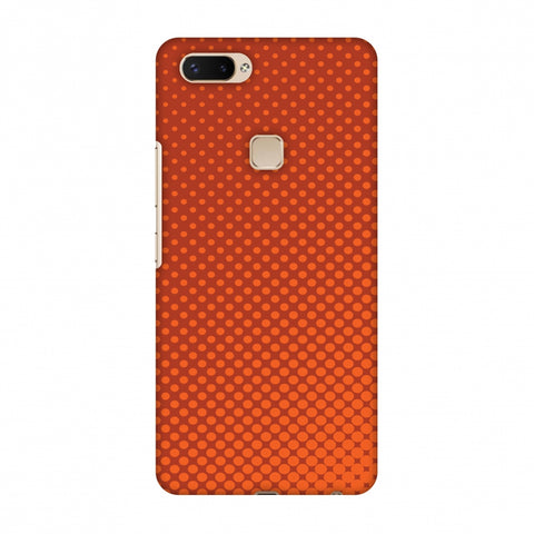 Vintage Dot Pop 2 Slim Hard Shell Case For Vivo X20 Plus