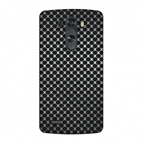Vintage Dot Pop 3 Slim Hard Shell Case For LG G4