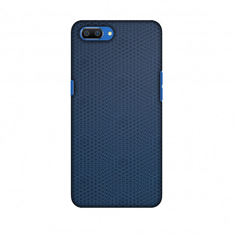 Funky Dot Pop 1 Slim Hard Shell Case For Oppo Realme C1