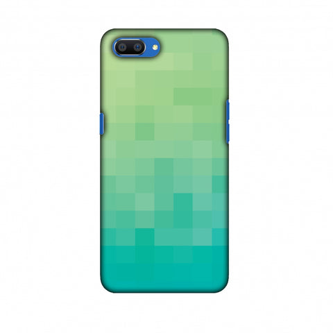 Hexamaze 4 Slim Hard Shell Case For Oppo Realme C1