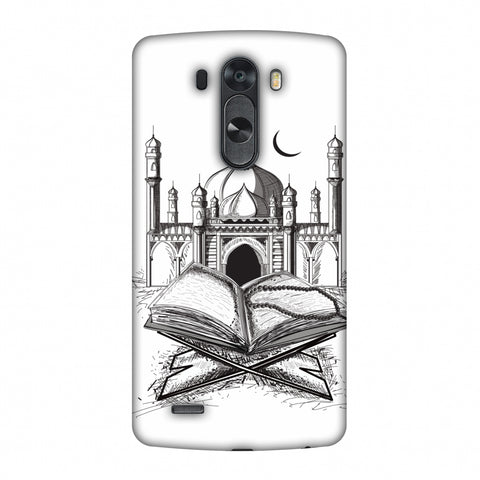 Quran Slim Hard Shell Case For LG G4