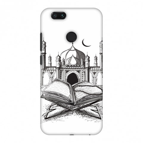 Quran Slim Hard Shell Case For Xiaomi MI A1-5X