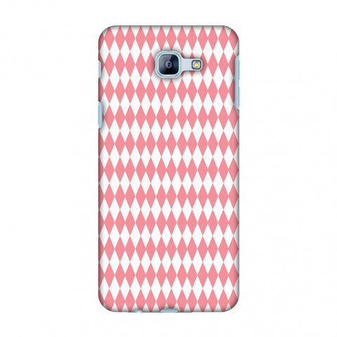 Fishtail Pattern Slim Hard Shell Case For Samsung Galaxy A8 2016