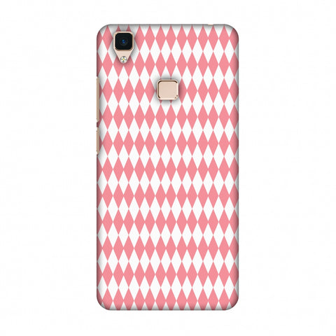 Fishtail Pattern Slim Hard Shell Case For Vivo V3