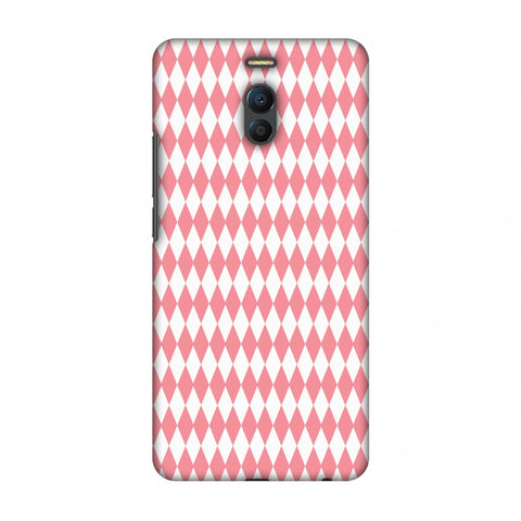 Fishtail Pattern Slim Hard Shell Case For Meizu Note 6