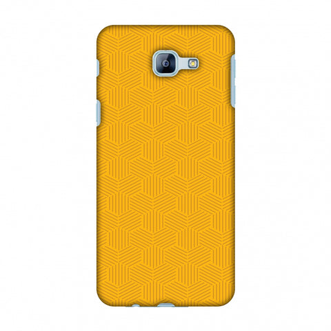 Intersections 5 Slim Hard Shell Case For Samsung Galaxy A8 2016