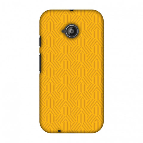 Intersections 5 Slim Hard Shell Case For Motorola Moto E 2nd Gen
