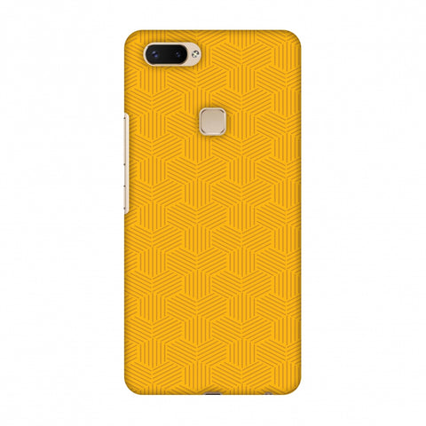 Intersections 5 Slim Hard Shell Case For Vivo X20 Plus