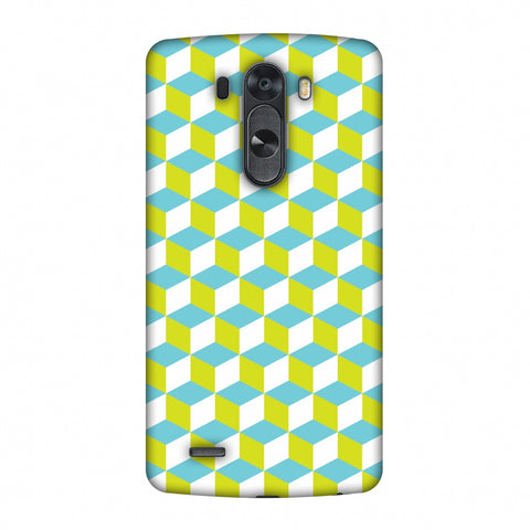 Hexamaze 2 Slim Hard Shell Case For LG G4