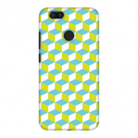 Hexamaze 2 Slim Hard Shell Case For Xiaomi MI A1-5X