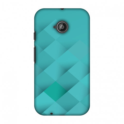 Intersections 6 Slim Hard Shell Case For Motorola Moto E 2nd Gen