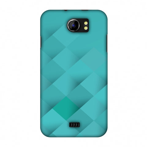 Intersections 6 Slim Hard Shell Case For Micromax Canvas 2 A110