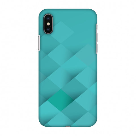 Intersections 6 Slim Hard Shell Case For Apple iPhone X