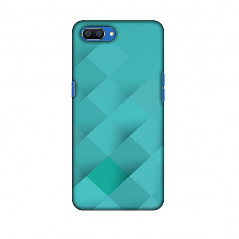 Intersections 6 Slim Hard Shell Case For Oppo Realme C1