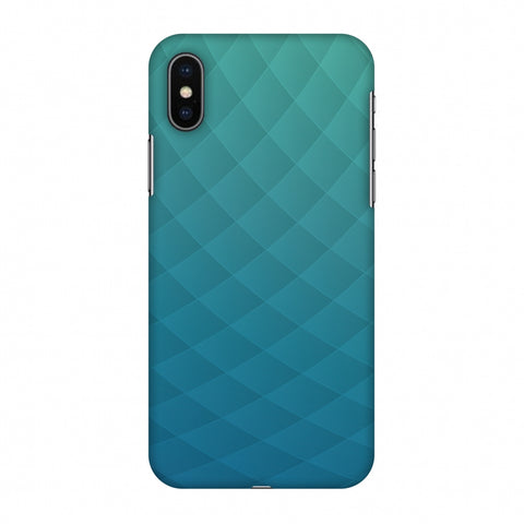 Intersections 4 Slim Hard Shell Case For Apple iPhone X