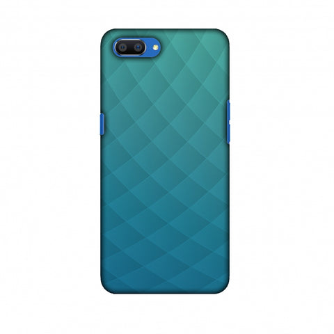 Intersections 4 Slim Hard Shell Case For Oppo Realme C1
