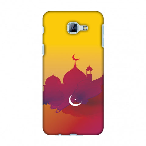 Places Of Worship 1 Slim Hard Shell Case For Samsung Galaxy A8 2016