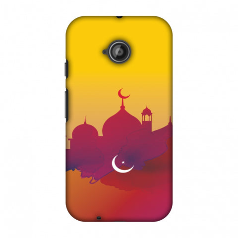 Places Of Worship 1 Slim Hard Shell Case For Motorola Moto E 2nd Gen