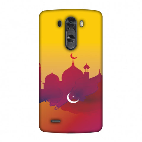 Places Of Worship 1 Slim Hard Shell Case For LG G4
