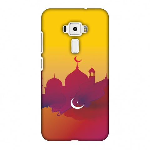 Places Of Worship 1 Slim Hard Shell Case For Asus Zenfone 3 ZE520KL