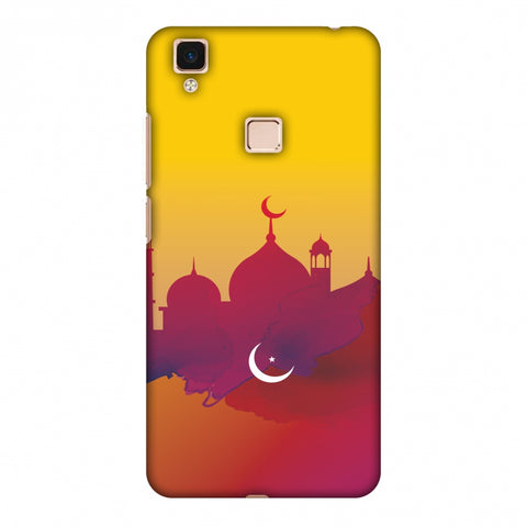 Places Of Worship 1 Slim Hard Shell Case For Vivo V3 Max