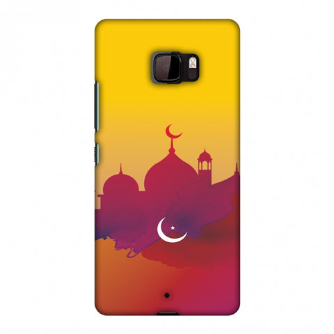 Places Of Worship 1 Slim Hard Shell Case For HTC U Ultra